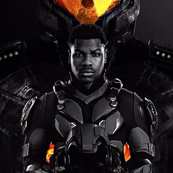 First Poster Revealed For Pacific Rim Uprising