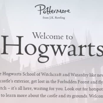 J.K. Rowling's Pottermore Offers Fans Immersive Virtual Hogwarts Experience