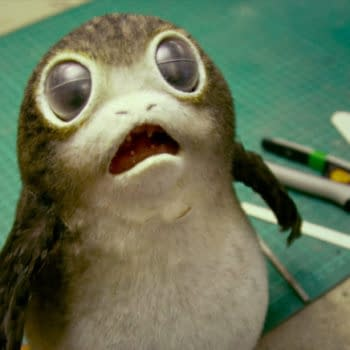 'The Last Jedi' Rian Johnson: Saving Lives One New Porg Fact At A Time