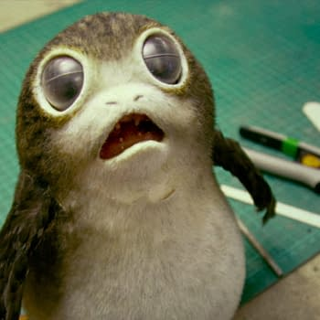The Last Jedi Rian Johnson: Saving Lives One New Porg Fact At A Time