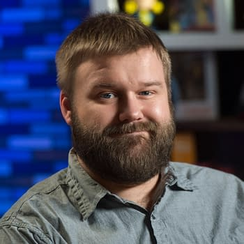Robert Kirkman Set To Reveal Secret History Of Comics In November