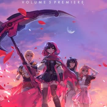 """RWBY's """"Volume 5 Chapter 1"""" To Premiere Theatrically Nationwide"""
