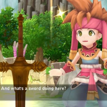 Going Back To Yesteryear With 'Secret Of Mana' At PAX West