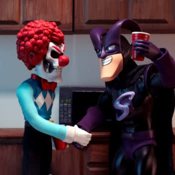 'SuperMansion: Drag Me To Halloween' Scares Up A Trailer, New Pics