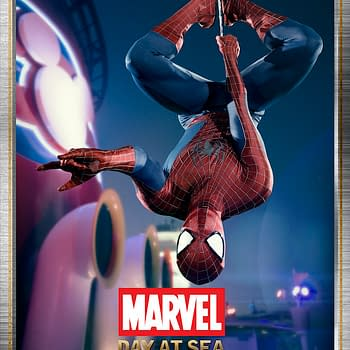 Learn How To Be A Heroic Wall Crawler During Disneys Marvel Day At Sea