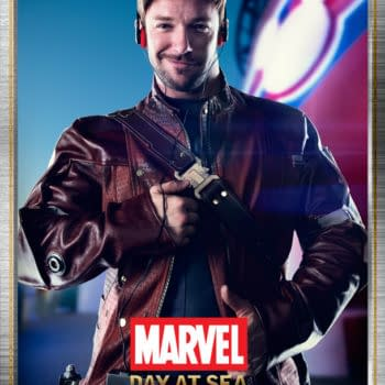 Star-Lord Will Be Joining Disney's Marvel Day At Sea!