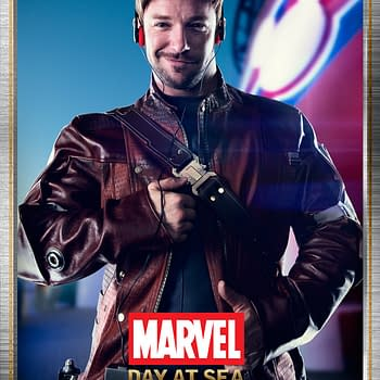 Star-Lord Will Be Joining Disneys Marvel Day At Sea