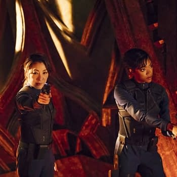 The Bleeding Cool TV Top 10 Best of 2018 Countdown: #6 Star Trek: Discovery