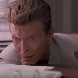Twin Peaks: David Lynch Talks Bowie Jeffries And Giant Tea Kettles