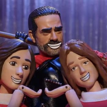 The Walking Dead To Get The Robot Chicken Treatment In October