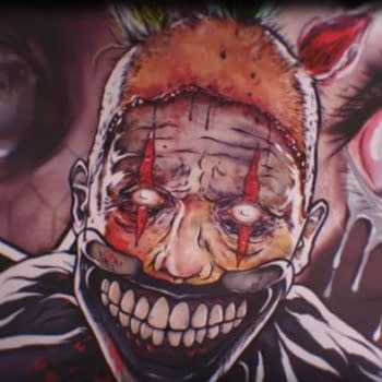 'American Horror Story: Cult': Twisty Comes To Life In New Motion Comic