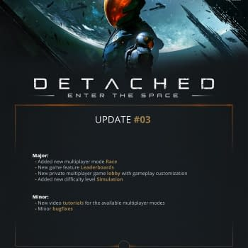 The Latest Update For Detached Adds A Racing Mode