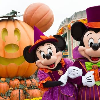Disney Characters Are In Their Halloween Finest Today!