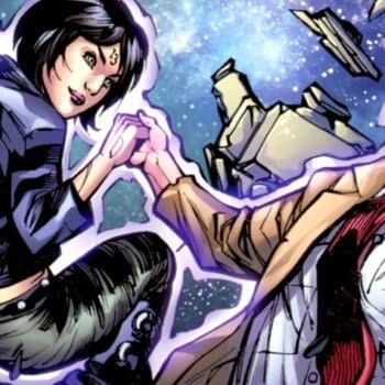 Project 13: The CW, Elizabeth Banks Developing Traci Thirteen Series