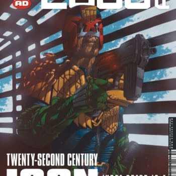 2000 AD #2051 Review: Riots, Gambling, And Angry Gods