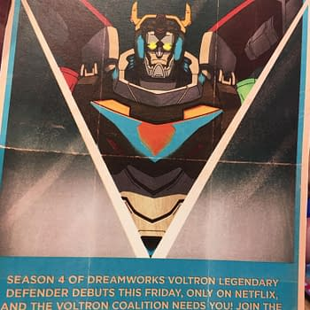 Voltron: Legendary Defender: The Box Of Goodness On My Doorstep