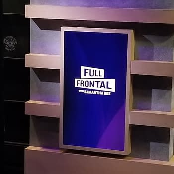 Not Holding Back: Full Frontal With Samantha Bee Taping Before NYCC