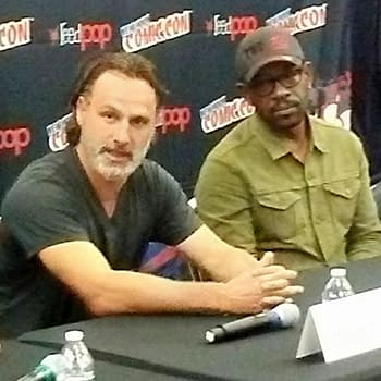 Andrew Lincoln Wants Ricks Hand Chopped Off And More From NYCC 2017