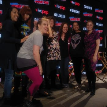 Talking Runaways And The Man Bun Debate At The Women Of Marvel Panel At New York Comic Con