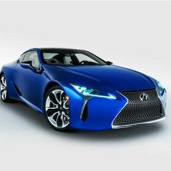 New Lexus Concept Car Claims To Be Made Of Vibranium Plus: A New Black Panther Graphic Novel