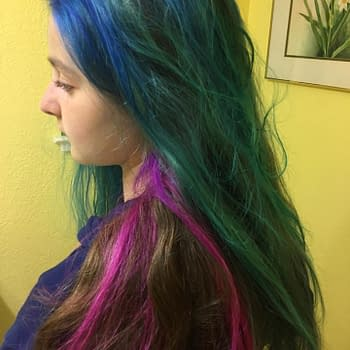 Underground Cosmetics: Bold Color For Bold People Who Dye