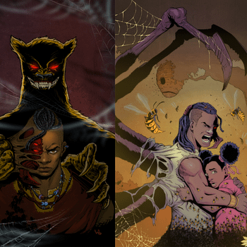 Drawing on Haitian (and Black) Culture for Comics