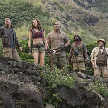 Jumanji: Welcome To The Jungle Behind The Scene Video Teases The Action