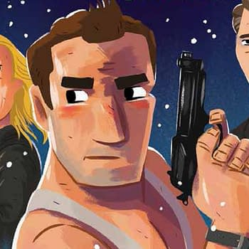 Yipee Ki Yay Father Christmas: Doogie Horner Talks A Die Hard Christmas At NYCC
