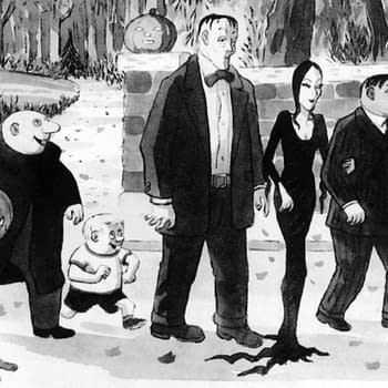 Addams Family Gets An Animated Reboot From Sausage Party Director