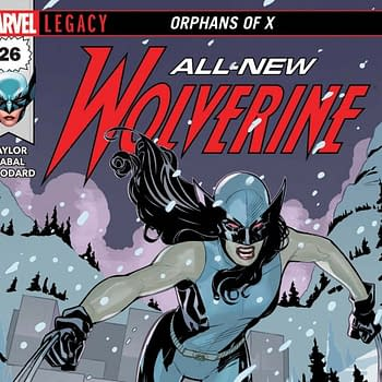 All-New Wolverine #26 Review: The Orphans Unite
