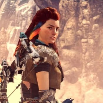 Aloy From 'Horizon Zero Dawn' Is Added To 'Monster Hunter: World'