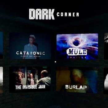 Dark Corner Has Launched A VR Horror App For Curated Horror Content
