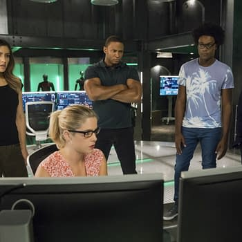 Arrow Season 6: What Kind Of Business Will Felicity And Curtis Start