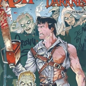 Ash VS Army Of Darkness #4 Review: Ash Is Fun, But The Comic Is Lackluster