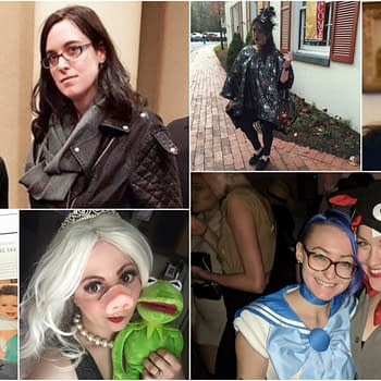 Photos: Bleeding Cool Staff Goes All Out For Halloween – Show Us Yours And Win