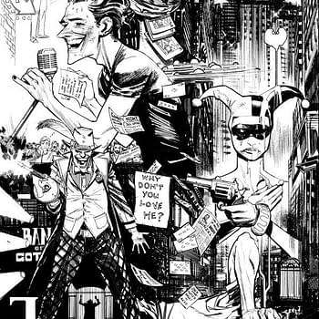 Batman: White Knight To Show Joker And Harley Like Weve Never Seen Before