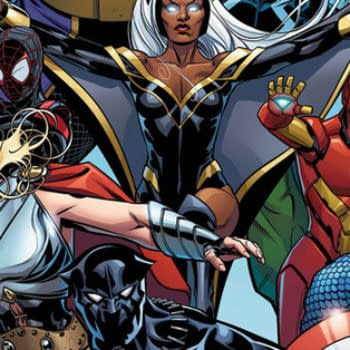 Marvel January 2018 Solicits: Weekly Books For Everyone!