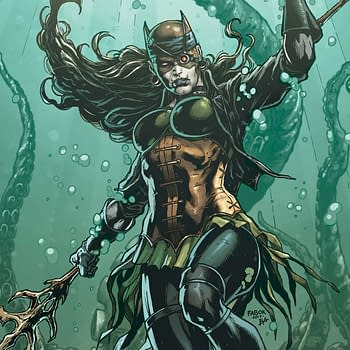 Batman the Drowned #1: The Sea-Bat