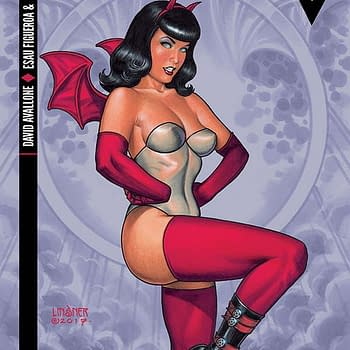 Writers Commentary &#8211 David Avallone Talks Bettie Page #4