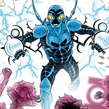 Blue Beetle #13 Review: Which Future Team Is Canon Now