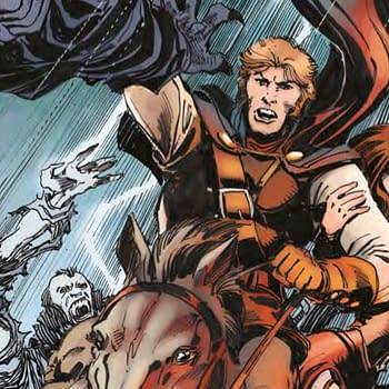 Captain Kronos: Vampire Hunter #1 Review: Bloody Fun