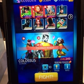 A Preview Of D3 Go Tablet Game From NYCC 2017
