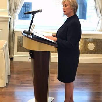 Former WWE CEO Linda McMahon Caught Up In Trump Opulence Scandal