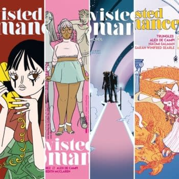 Alex De Campi Teases Twisted Romance, A New Comic Coming In February