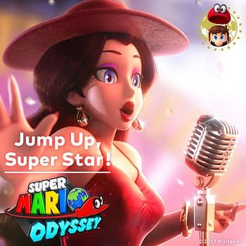 You Can Buy The Super Mario Odyssey Theme On iTunes