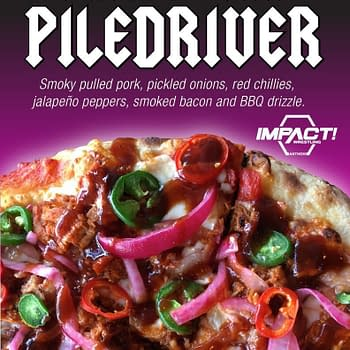 Focusing On The Important Stuff Impact Wrestling Asks Fans To Choose Official Impact Pizza