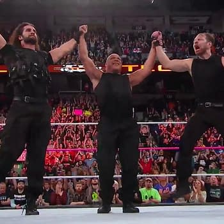 Kurt Angle Put On The Best Match Of Roman Reigns Career At WWE TLC