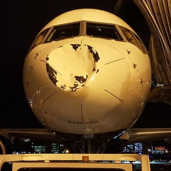 Oklahoma City Thunder Ok After Plane Hits&#8230Something