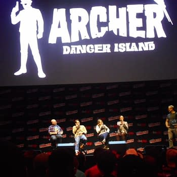 That Archer Movie Is Still A Possibility: Archer: Danger Island At NYCC 2017