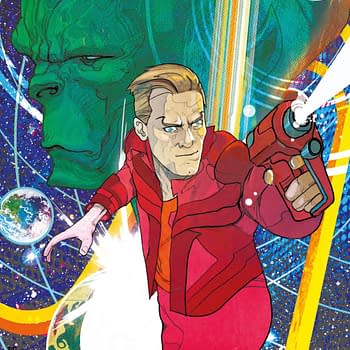 Dan Dare #1 Review: A Bit Of The Old And Just Enough Adventure